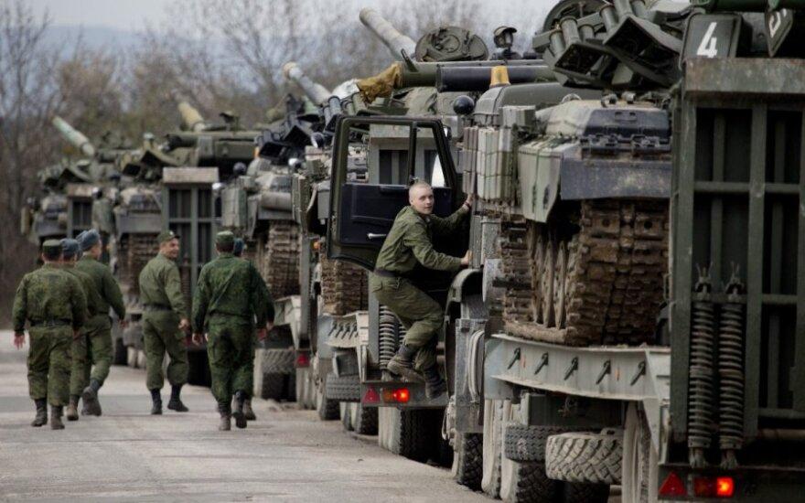 Парубий: Россия хочет сорвать президентские выборы и может напасть на Украину