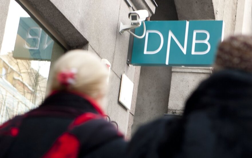 Клиенты DNB не могли обналичить средства