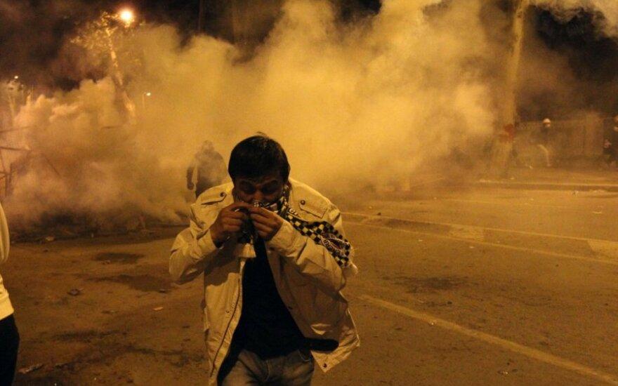 СМИ: ТВ Турции вместо протестов показывает пингвинов и кулинарные шоу