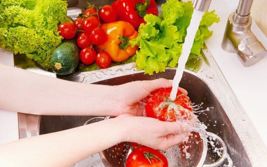 Plauna daržoves