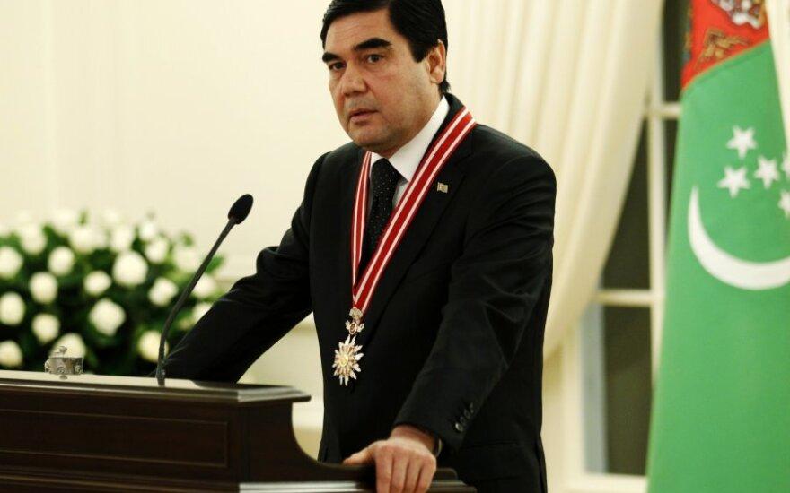 Gurbangulis Berdimuchamedovas