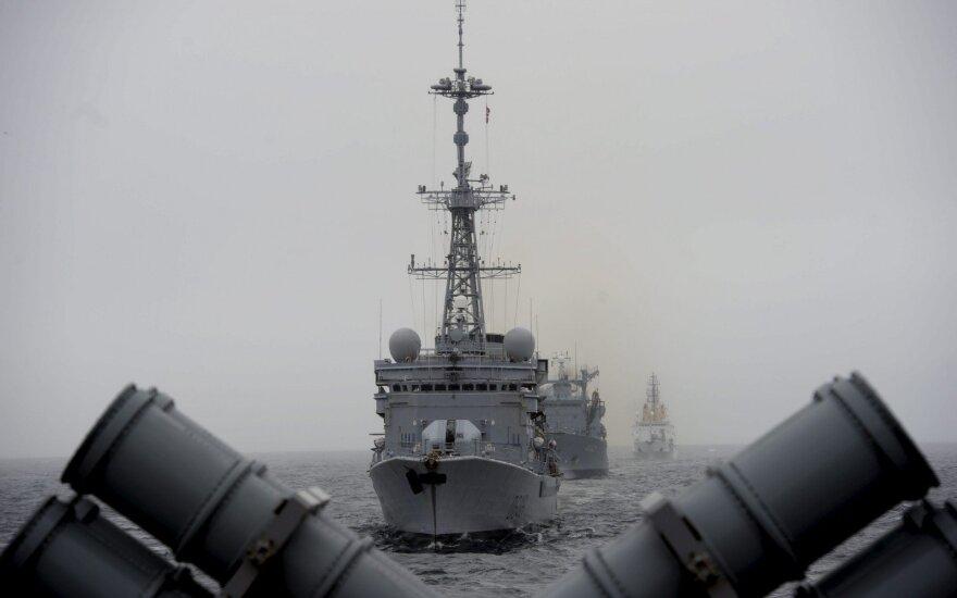 В НАТО занялись улучшением защиты морских путей от российской угрозы