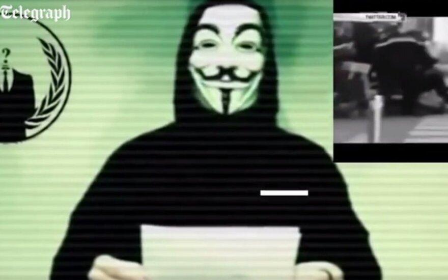 """Хакеры Anonymous объявили войну """"Исламскому государству"""""""