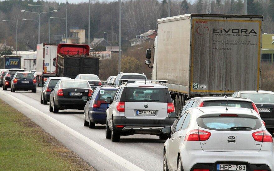С 1 апреля на дорогах Литвы масса перемен – водителям понравятся не все