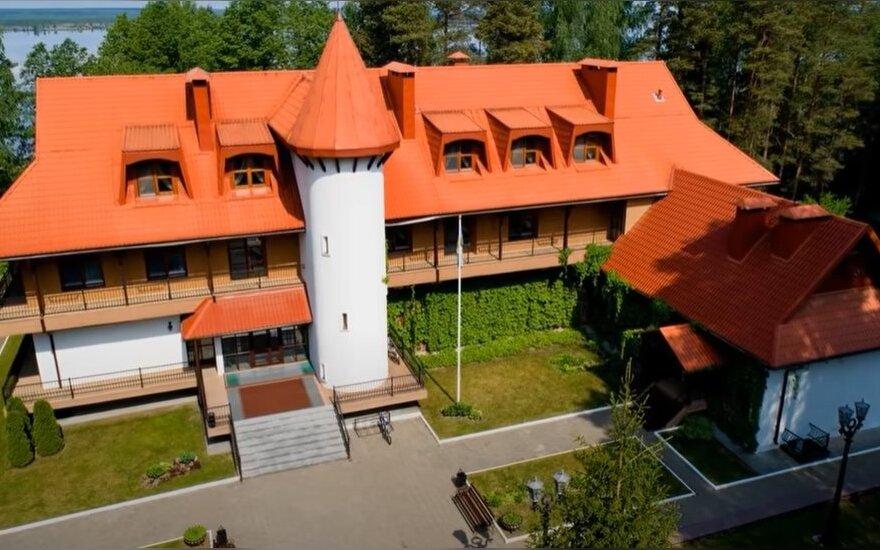 Rezidencijos, priklausančios Baltarusijos prezidento administracijai