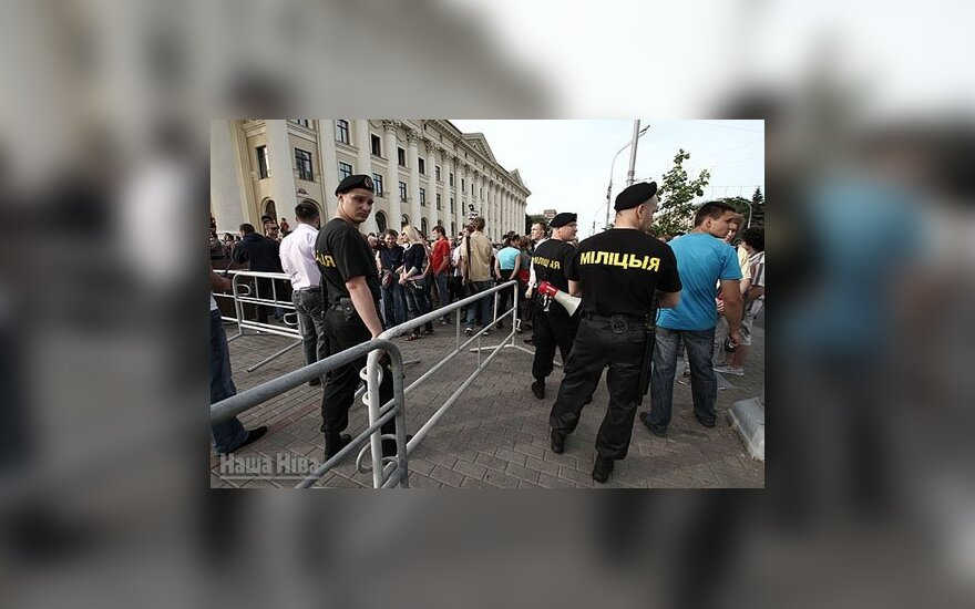 По итогам акции в Минске было задержано 135 человек