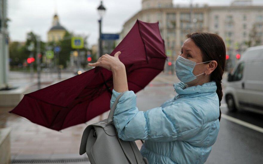 В России 8855 новых случаев коронавируса за сутки