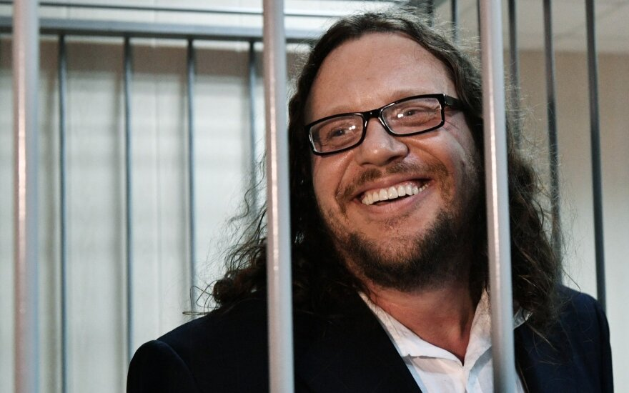 Бизнесмена Полонского признали виновным и освободили в зале суда