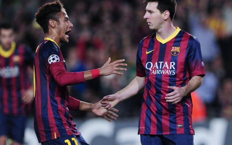 """""""Атлетико"""" и """"Барса"""" разошлись миром, """"Реал"""" уже рядом"""