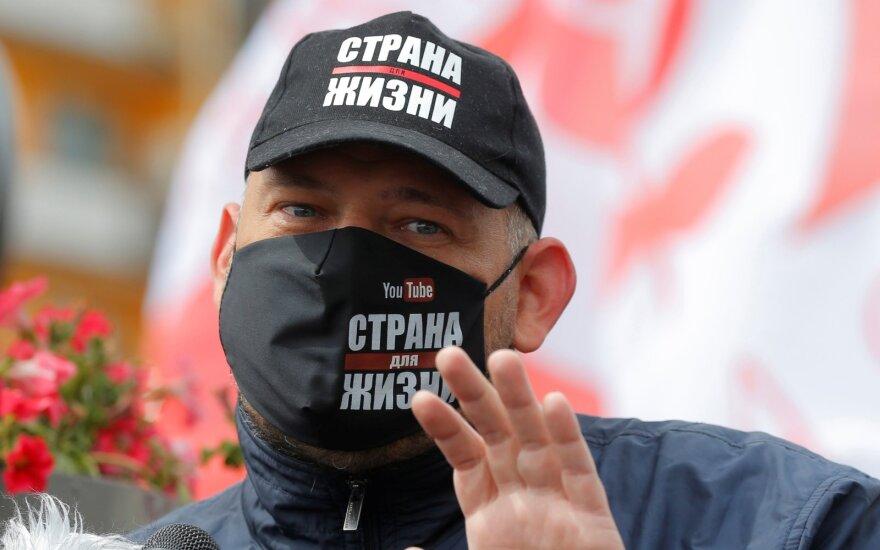 На блогера Тихановского заведено дело о подготовке массовых беспорядков