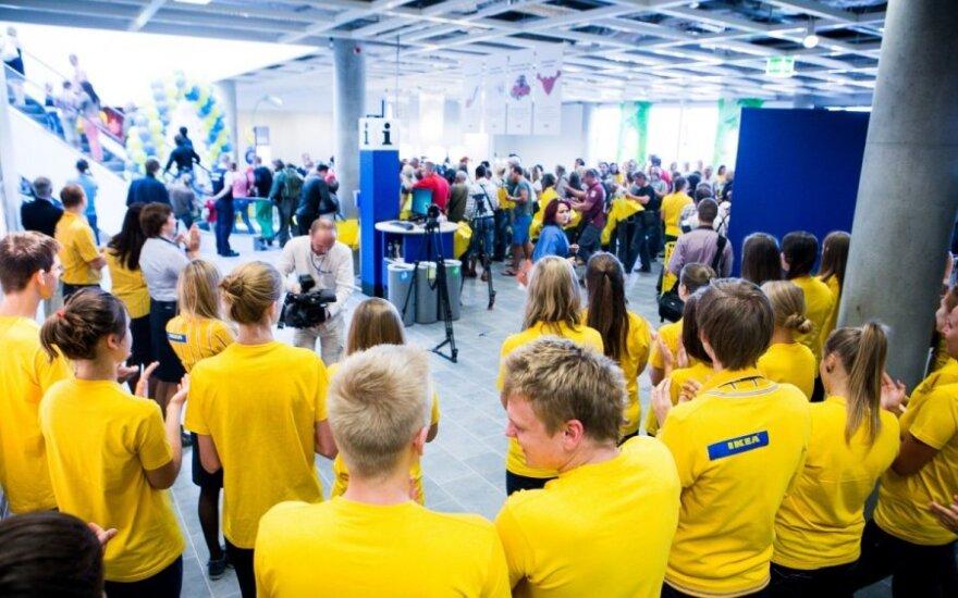 Насколько быстро растут предприятия в Литве?