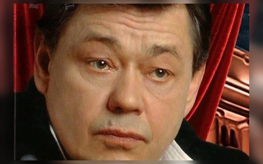 Вдова Караченцова: он ушел в жизнь вечную, лучшую, почему же я должна плакать?