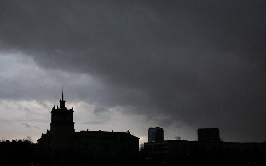 Погода ничего хорошего не обещает: во многих районах ожидаются дожди