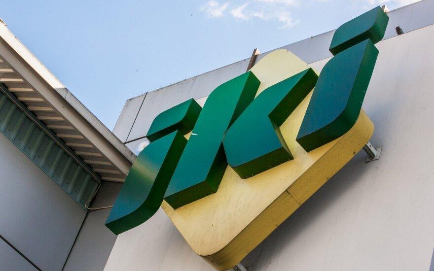 В Вильнюсе вооруженный мужчина ограбил магазин Iki почти на 17 000 евро