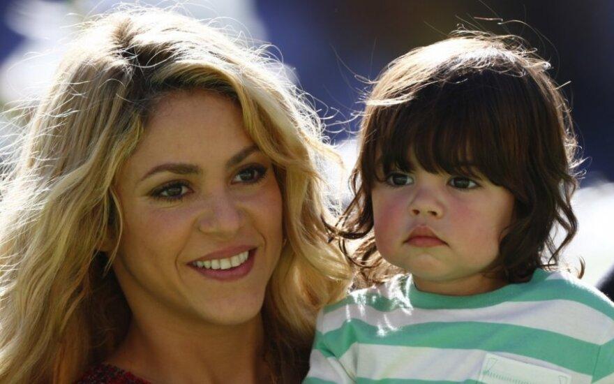 Шакира подтвердила, что ждет второго ребенка от Пике