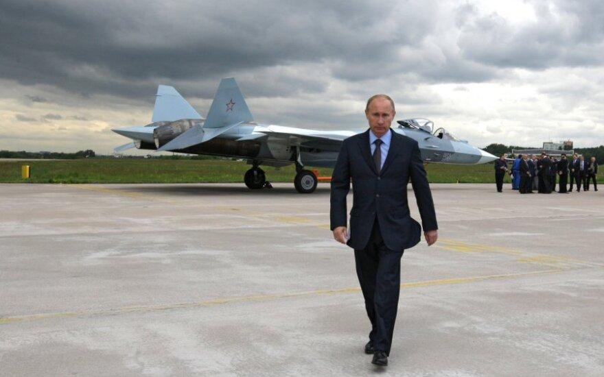 Rosja: Samolot z Putinem na pokładzie nieomal się nie rozbił