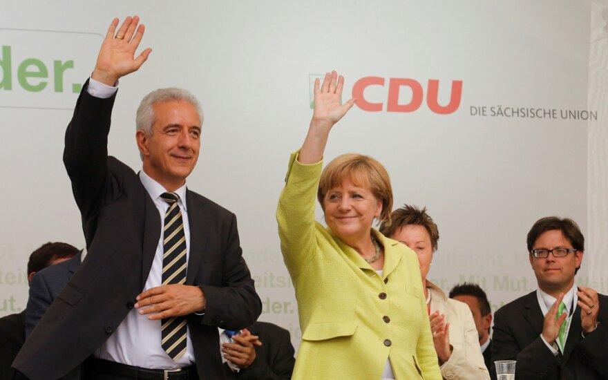 Переговоры по формированию правительства в Германии провалились