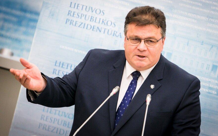 Глава МИД Литвы об Украине: ситуация вернулась на уровень 2014 года