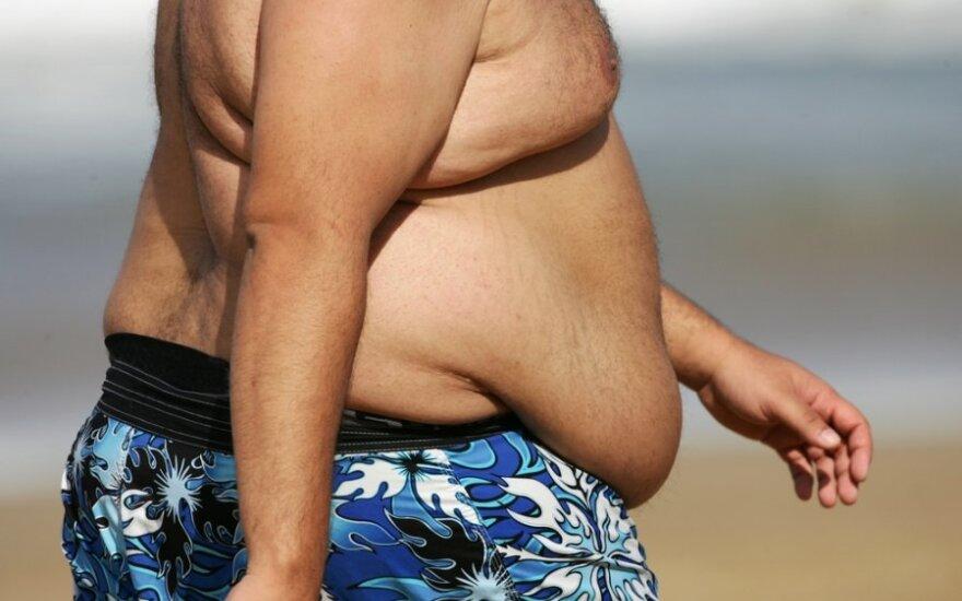 Sport nie ratuje przed otyłością