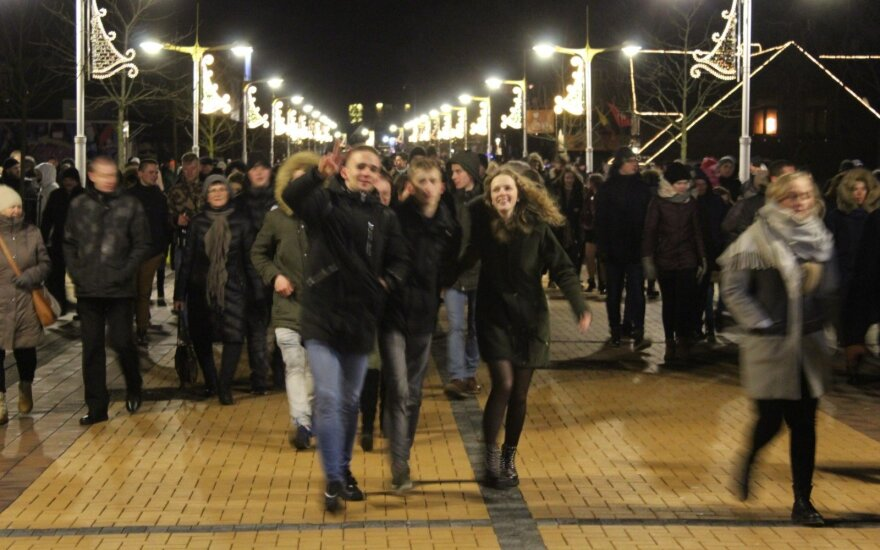 В Паланге на праздники соберется множество людей: свободных мест почти нет