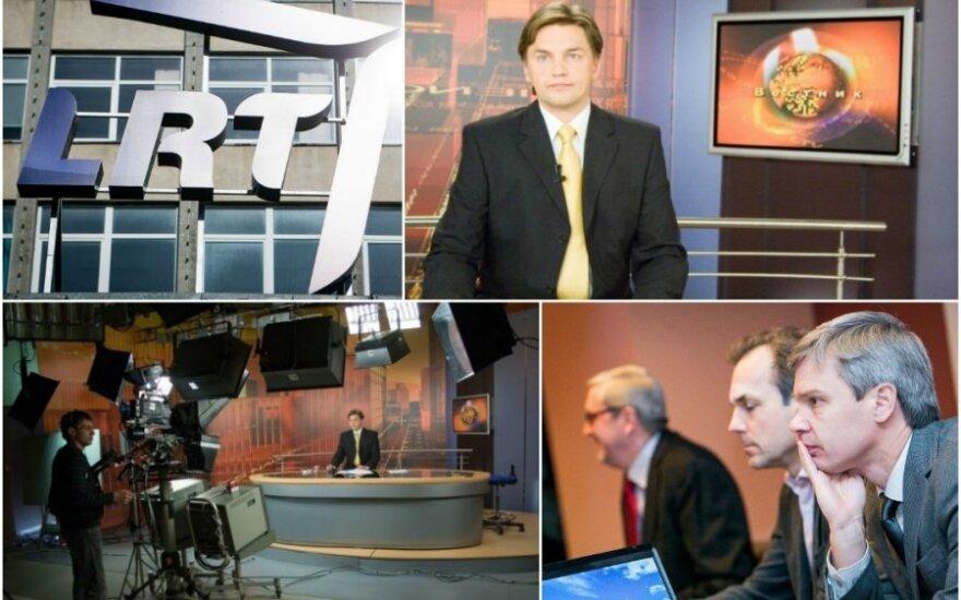 В планах ЛРТ — новостная передача на русском языке
