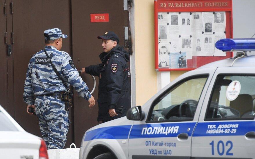 В Москве задержан известный американский финансист