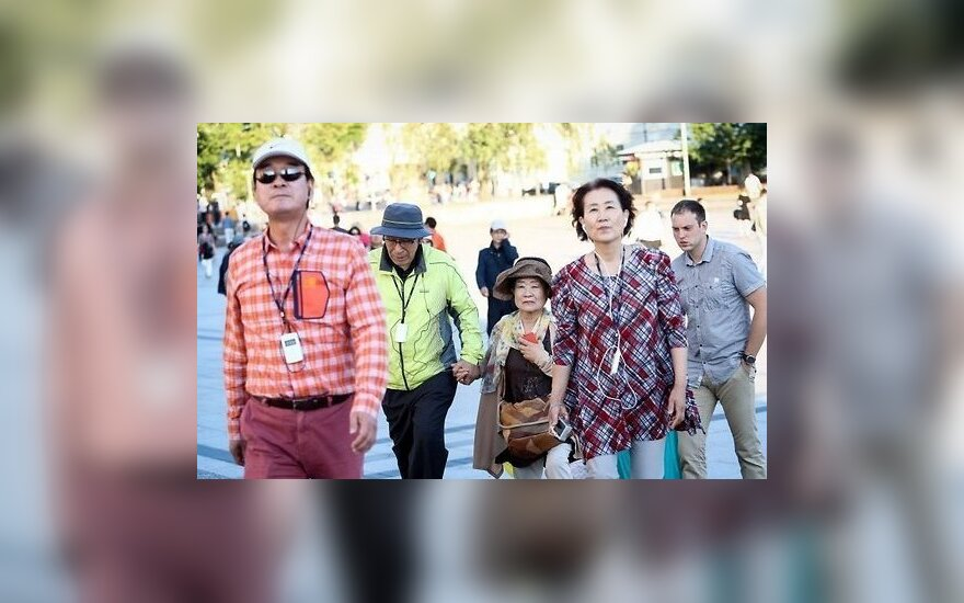 В Литве будет больше туристов из Японии
