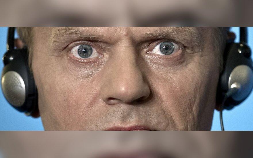 Donald Tusk trafił do szpitala