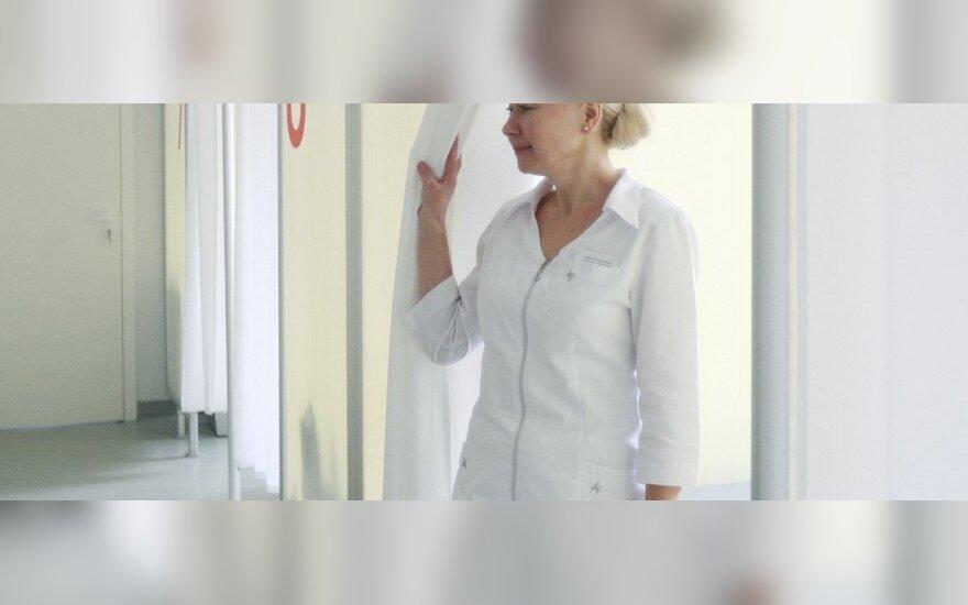 За неделю из-за осложнений в больницу положили 404 больных гриппом