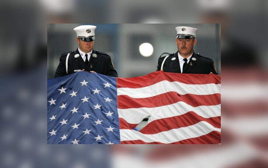 В США отмечают годовщину терактов 11 сентября