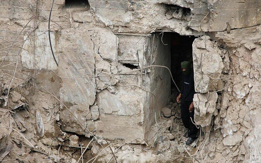 Израильские военные начали операцию на границе с Ливаном