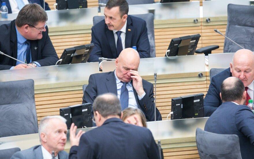 При первом голосовании Cейм Литвы одобрил узаконение индивидуальной конституционной жалобы