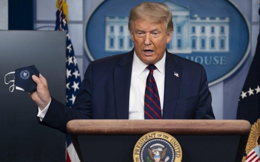 Трамп из-за урагана ввел режим ЧС в Техасе