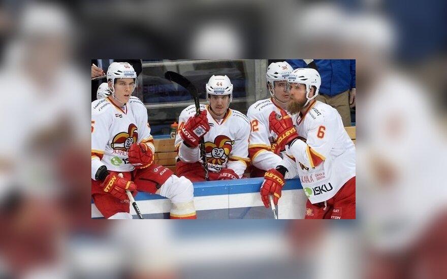 """Убытки """"Йокерита"""" за четыре сезона в КХЛ составили 40 млн евро"""