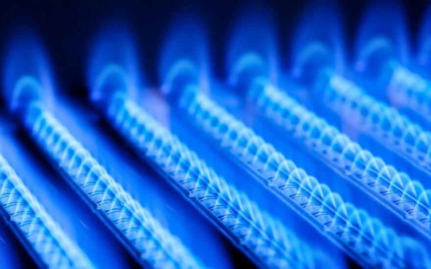 Литва намерена уже в этом году продать Латвии пробный груз газа