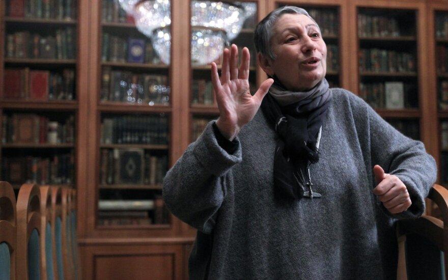 Liudmila Ulickaja