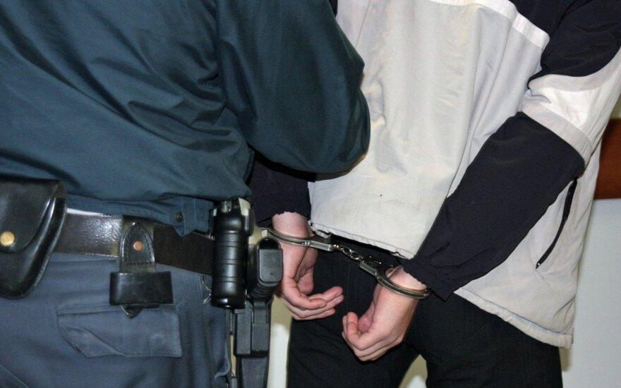 В Вильнюсском районе было совершено убийство, подозреваемый задержан