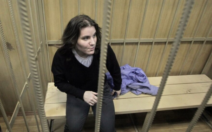 Суд отклонил жалобу Самуцевич о роликах Pussy Riot