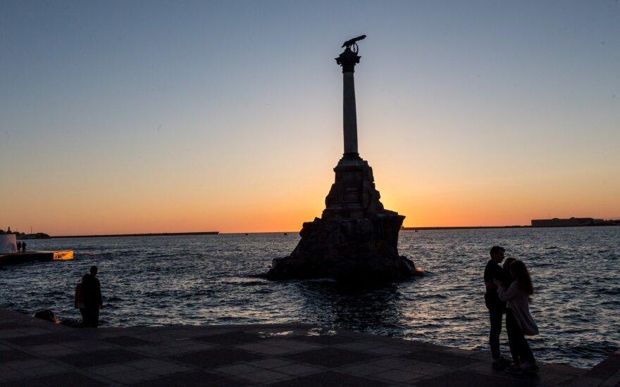 Весь Крым обесточен