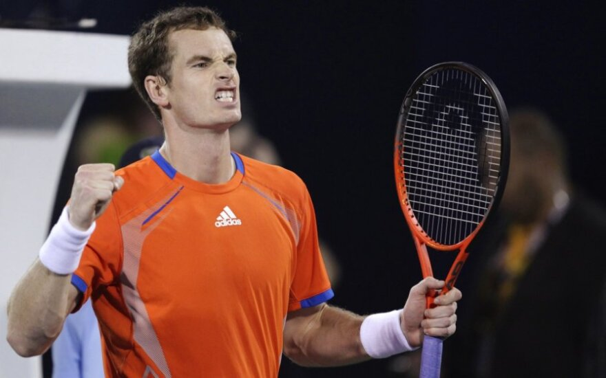 Andy Murray'us