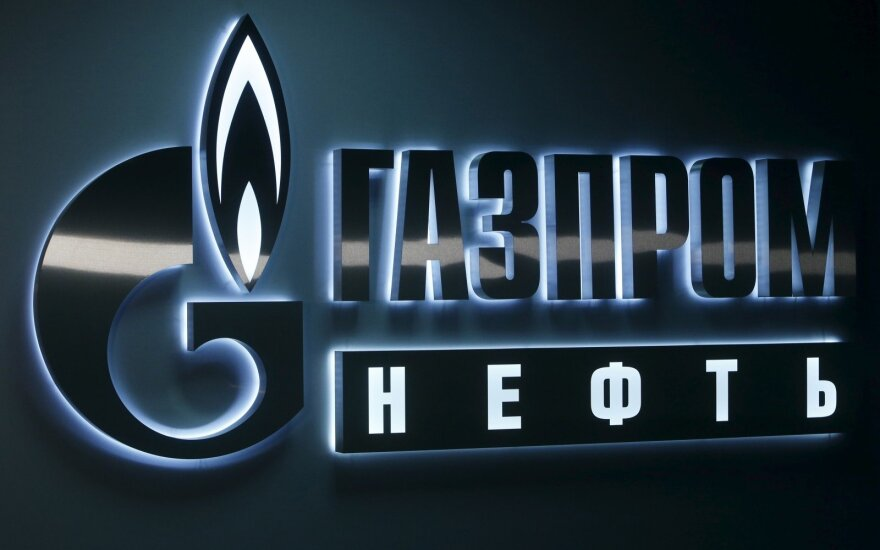 """""""Газпром"""" заметно уменьшил экспорт газа в Литву и Эстонию"""