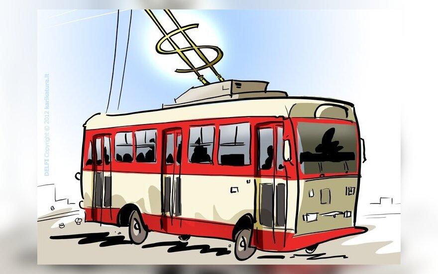 Зуокас: после одобрения льготного НДС будут утверждаться более низкие расценки на билеты