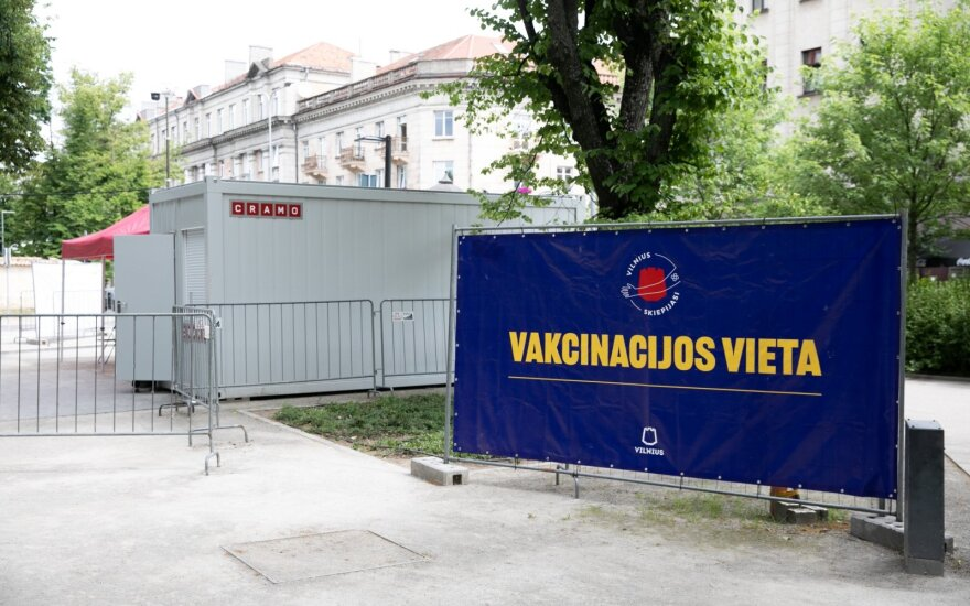 Трагедия с вакцинацией: в Вильнюсе уничтожено 5000 доз вакцины