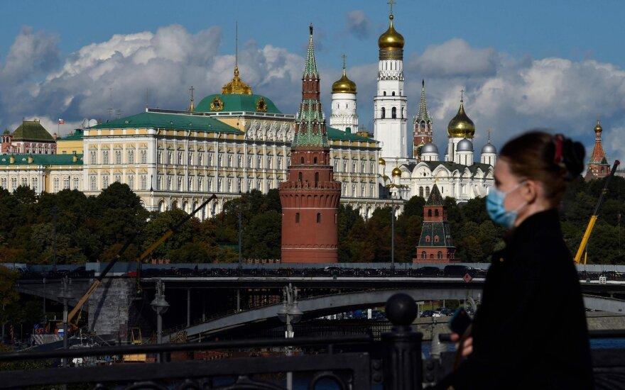 В России второй день подряд больше 7000 новых случаев COVID-19