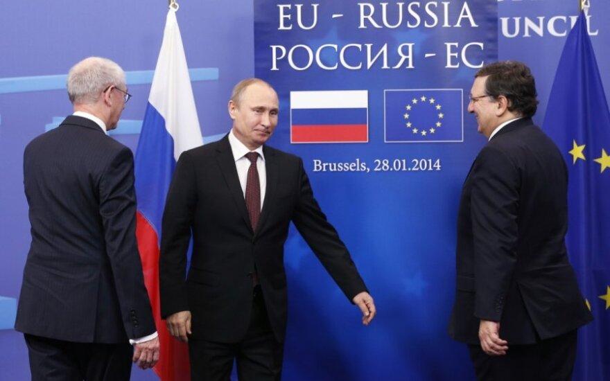 ES ir Rusijos viršūnių susitikimas