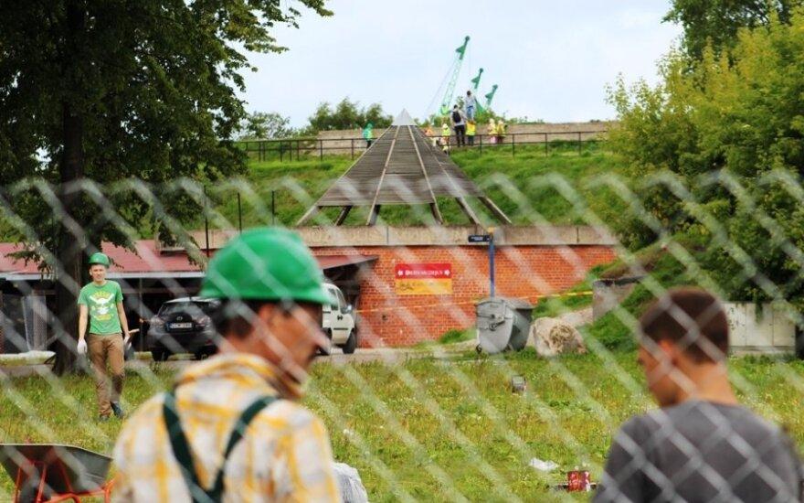 Решен вопрос замка крестоносцев в Клайпеде