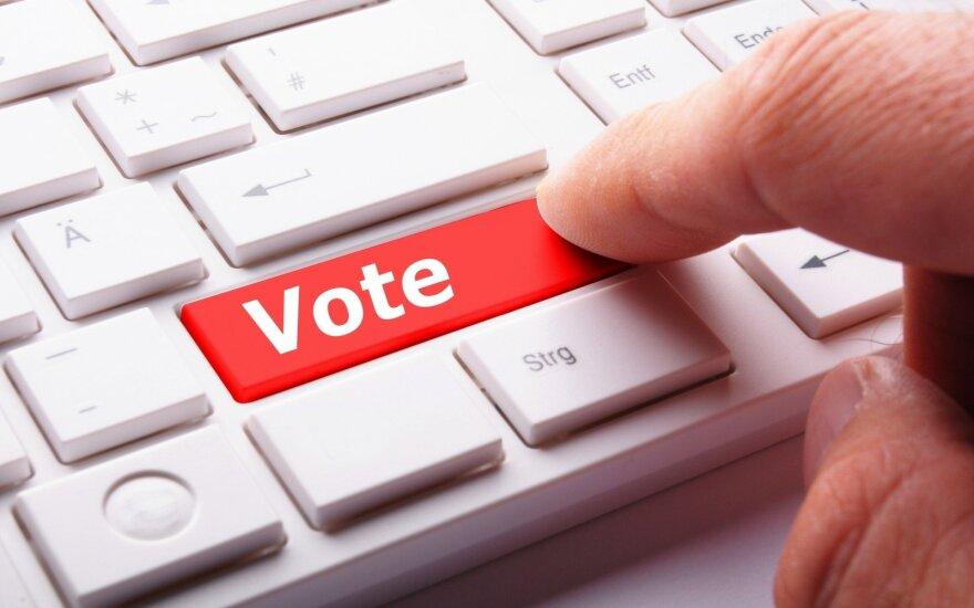 Правительство Литвы окончательно отказывается от идеи голосования по интернету