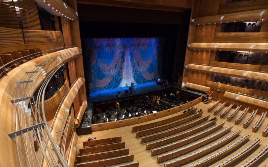 Naujasis Marijos teatras Sankt Peterburge