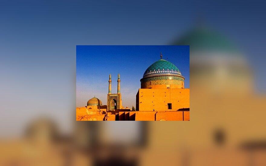 Иран обвинил США в организации взрыва в мечети