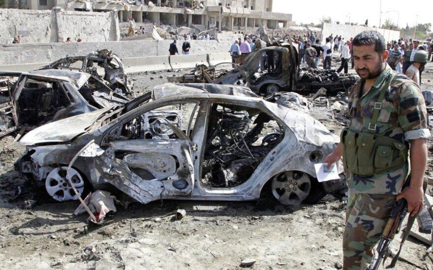 Сирийские военные рассказали о приказе убивать мирных жителей